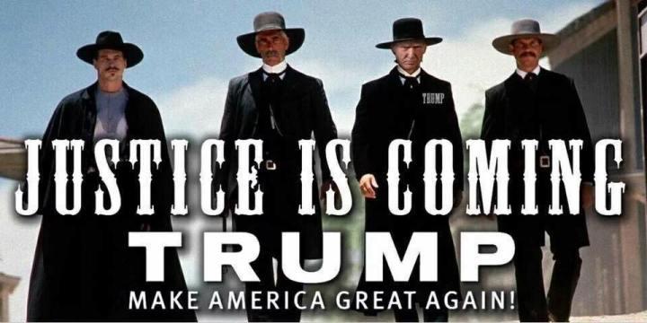 """Foto de fondo en el grupo """"Hispanos, latinos y mexicanos a favor de Trump"""""""